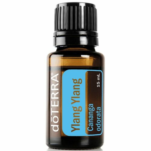 doTERRA Ylang Ylang (Cananga odorata) Essential Oils - 15 ml