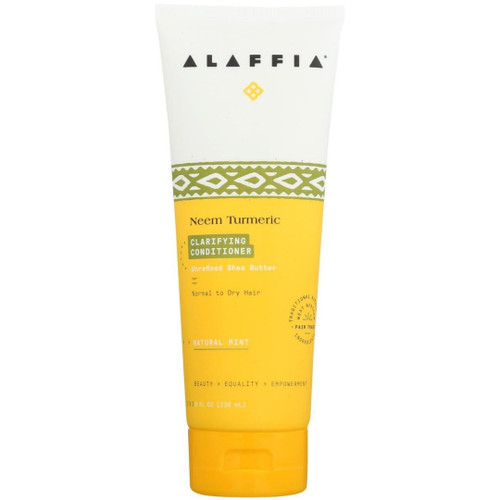 Alaffia Moisturizing Neem Conditioner - 8 fl oz