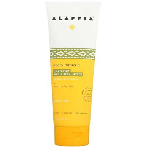 Alaffia Clarifying Hand & Body Lotion