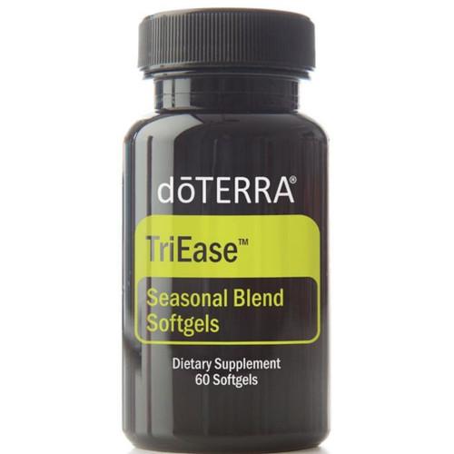 doTERRA TriEase (Seasonal Blend Softgels) Essential Oils - 60 Softgels