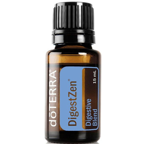 doTERRA DigestZen (Digestive Blend) Essential Oils - 15 ml