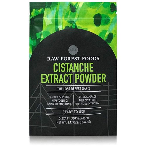 Raw Forest Foods Cistanche Tubulosa