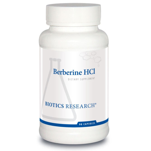 Biotics Research Berberine HCL - 90 caps