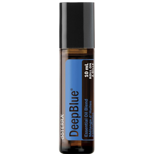 doTERRA Deep Blue Soothing Blend Touch