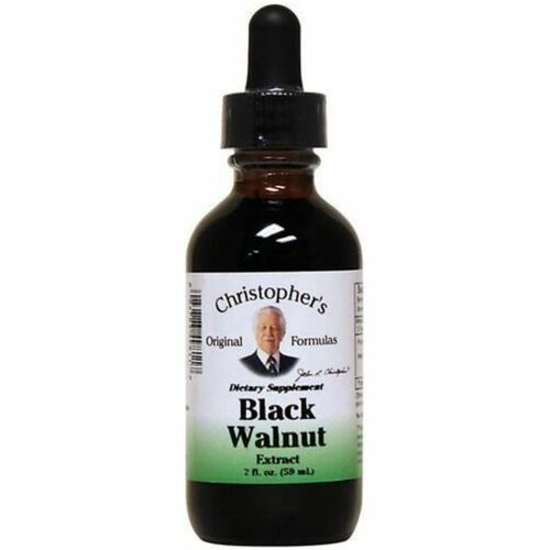 Christopher's Black Walnut Extract  2 fl oz