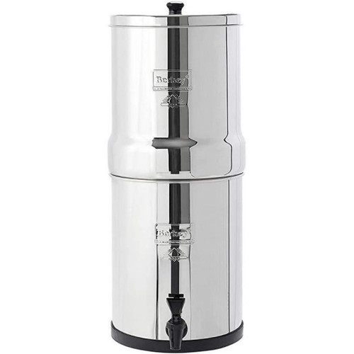 Crown Berkey System (6 gallon) with 2 filters