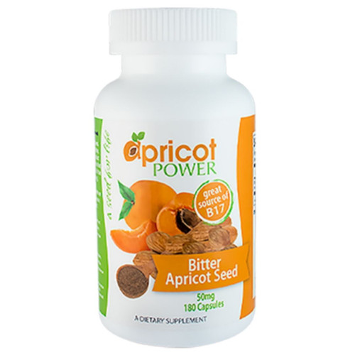 Apricot Power Bitter Apricot Seed