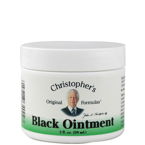 Christopher's Black Ointment  2 fl oz