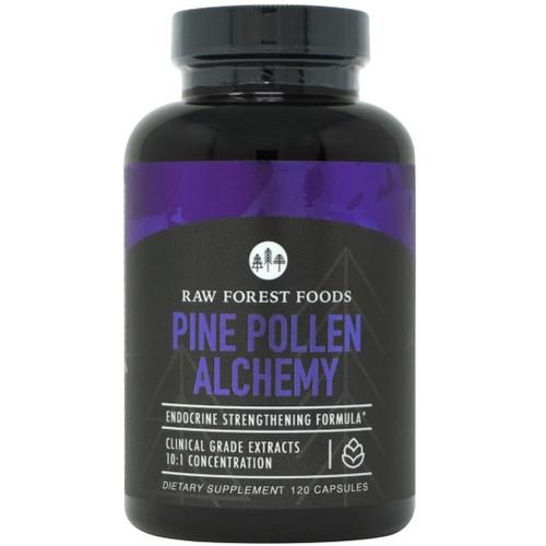 Raw Forest Foods Pine Pollen Alchemy