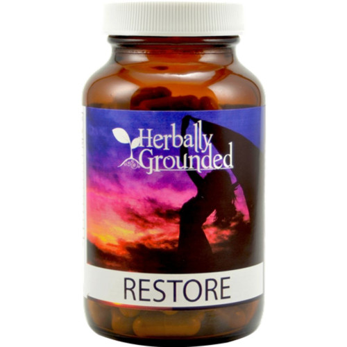 Herbally Grounded Restore  Hormone Balancing  Formula  120 caps