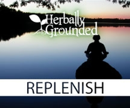 Herbally Grounded Replenish   60 caps