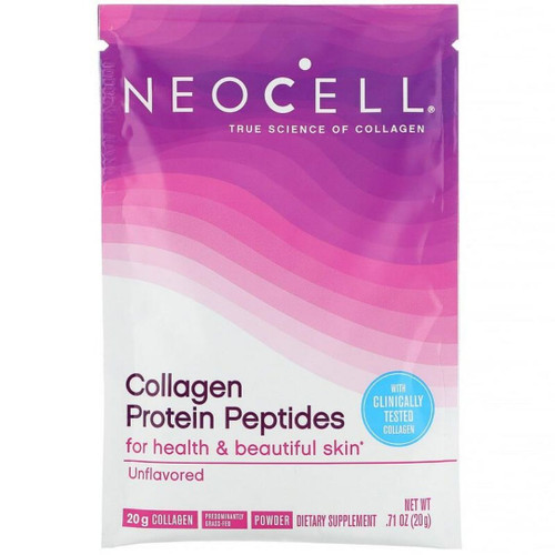 NeoCell Collagen Protein Peptides Single Packet