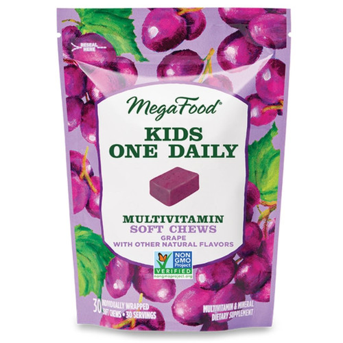 MegaFood Kids One Daily Soft Chews