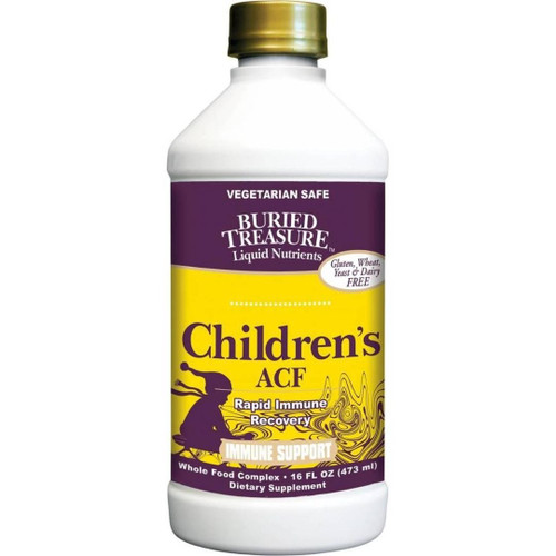 Buried Treasure Children's ACF Immune Support - 16 fl oz