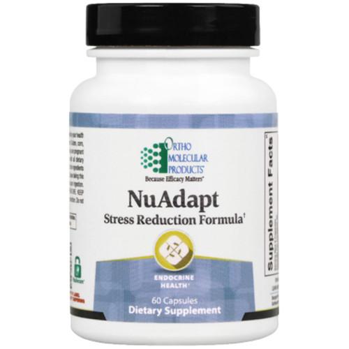 Ortho Molecular Products  NuAdapt - 60 caps