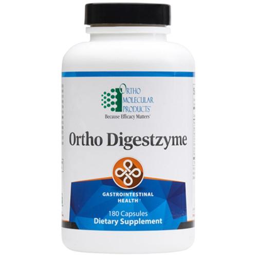 Ortho Molecular Products Ortho Digestzyme - 180 caps