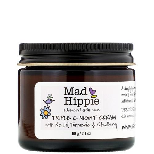 Mad Hippie Triple C Night Cream - 2.1 oz
