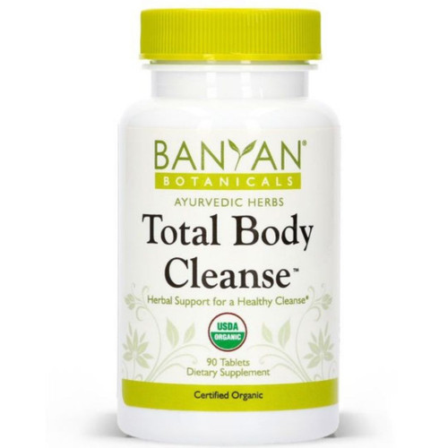 Banyan - Total Body Cleanse - 90 Tabs