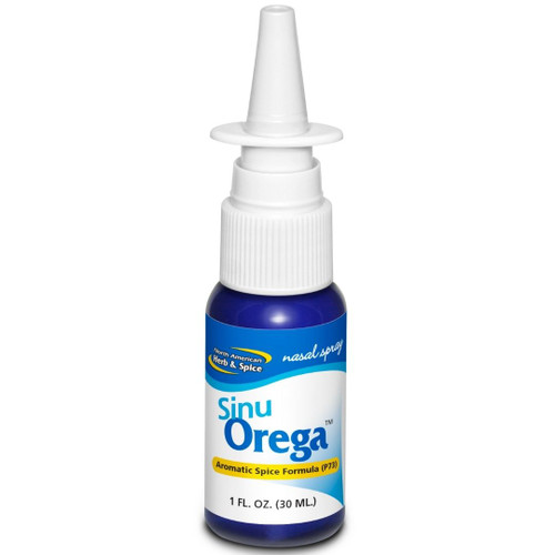North American Herb & Spice Sinu Orega Nasal Spray - 1 oz