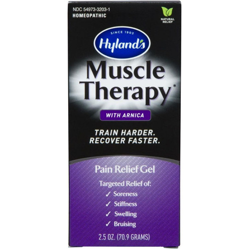 Hyland's Muscle Therapy - Pain Relief Gel - 2.5 oz