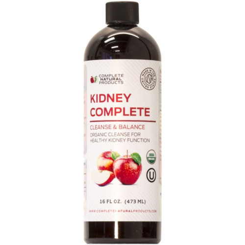 Complete Natural Products Kidney Complete - 16 fl oz.