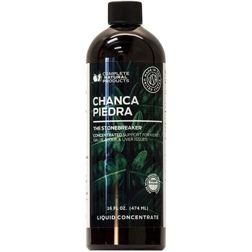 Complete Natural Products Chanca Piedra - 16 fl oz