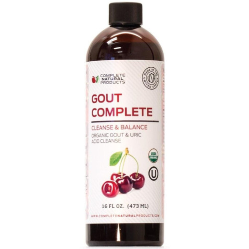 Complete Natural Products Gout Complete - 16 fl oz