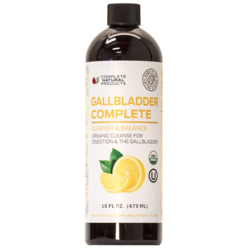 Complete Natural Products Gallbladder Complete - 16 fl oz
