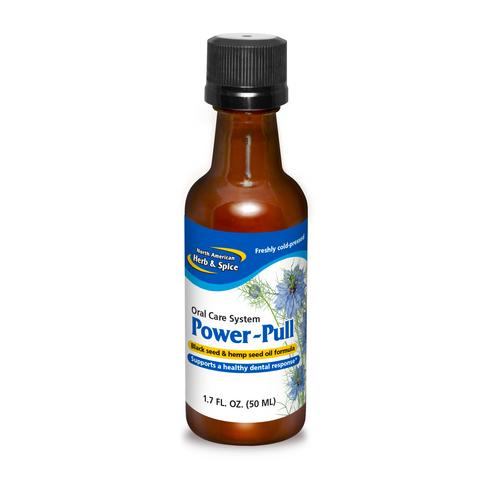 North American Herb & Spice  Power-Pull - Oral Care - 1.7 fl oz