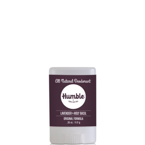 Humble - Deodorant - Lavender and Holy Basil Travel Size - .35 oz