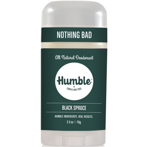 Humble - Deodorant - Black Spruce - 2.5oz