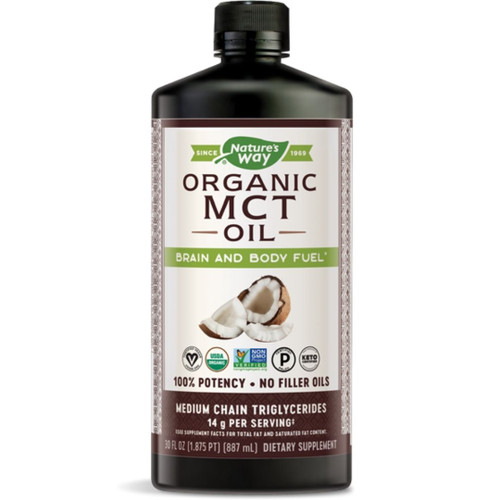 Nature's Way Organic MCT Oil