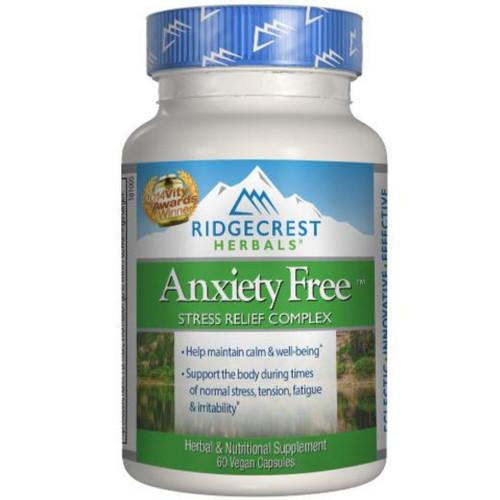 RidgeCrest Anxiety Free