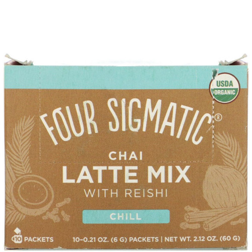 Four Sigmatic -Chai Latte Mix - 10 pack