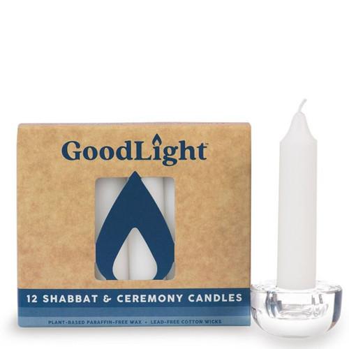 GoodLight Shabbat & Ceremony Candles