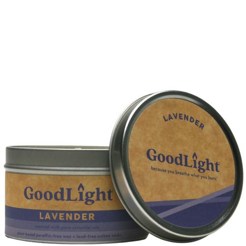GoodLight Tin Candle