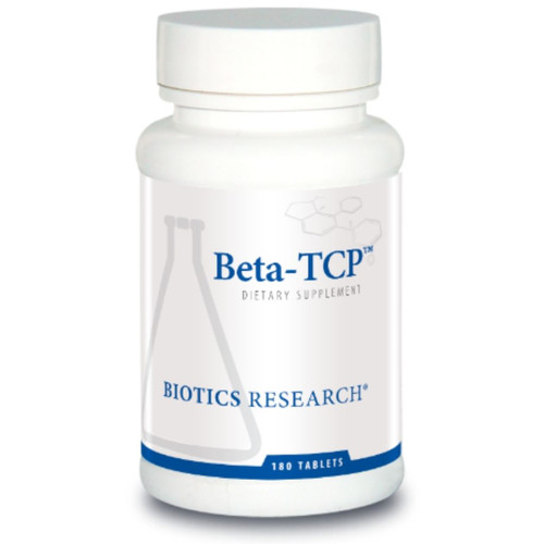 Biotics Research Beta TCP  - 180 tabs