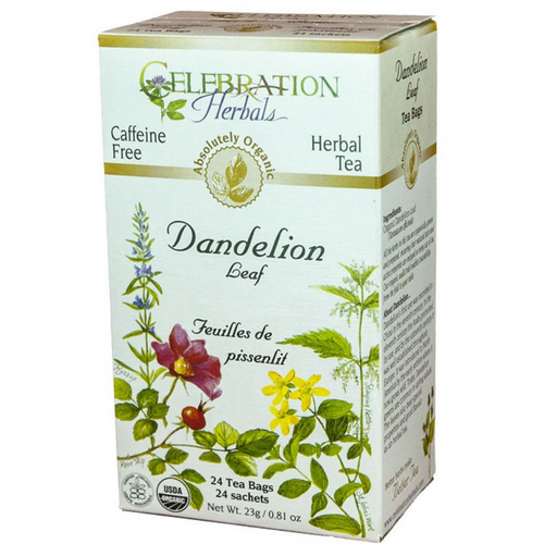 Celebration Herbals Dandelion Root Raw Tea