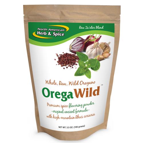 North American Herb & Spice Orega Wild Spice Powder - 3.5 oz