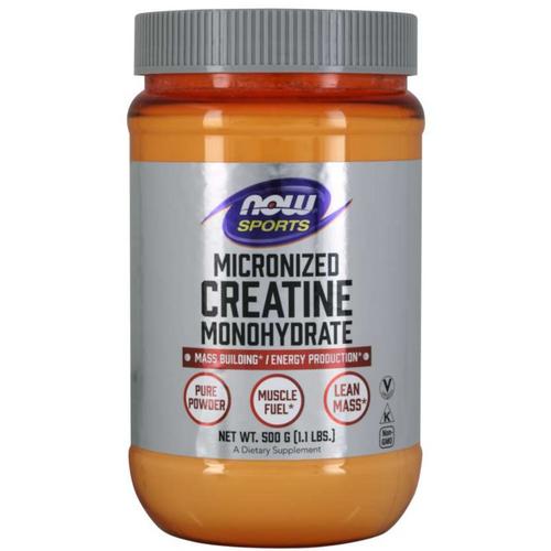 NOW Sports Nutrition, Micronized Creatine Powder