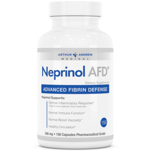 Arthur Andrew Medical Neprinol AFD - 500mg - 150 caps