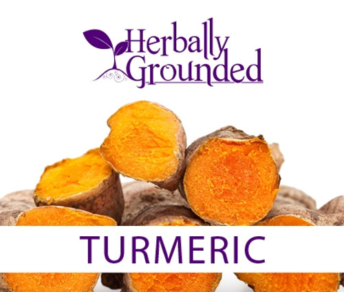 Herbally Grounded Turmeric  100 veggie caps