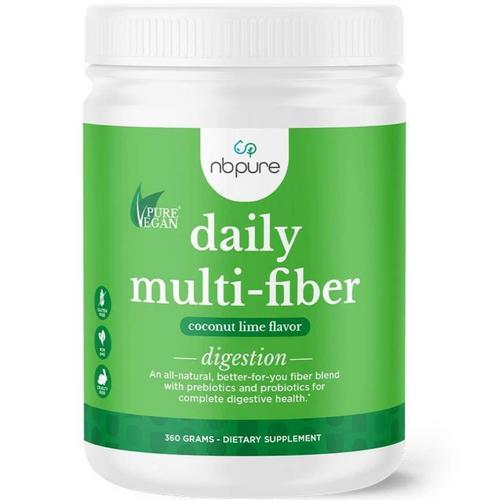 NB Pure Daily Multi-Fiber Blend Powder (Formerly ABC Multi-Fiber Blend Powder)