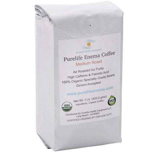 PureLife Enema Coffee Medium Roast