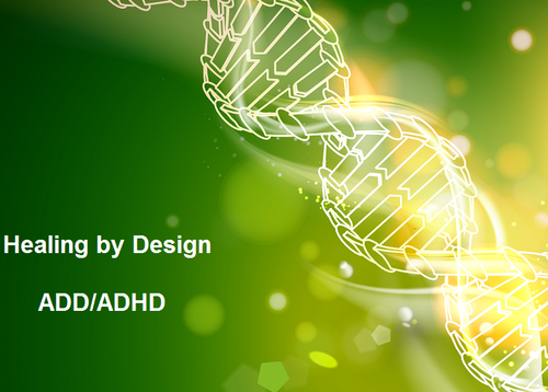 Healing by Design Series - ADD/ADHD MP3 Audio Download