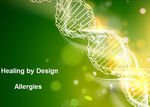 Healing by Design Series - Allergies MP3 Audio Download