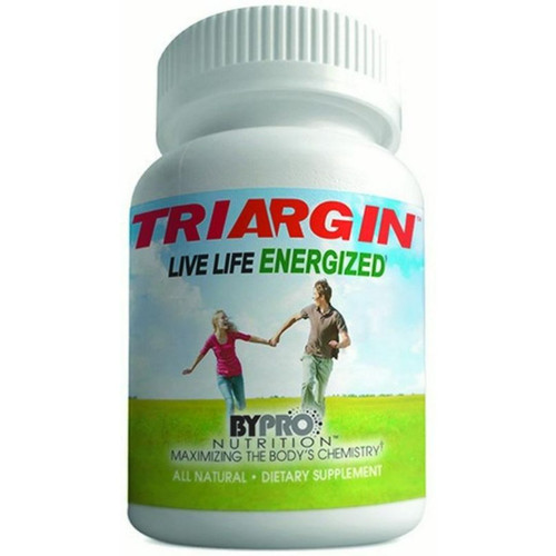 ByPro Nutrition Triargin - 120 caps