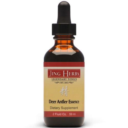 Jing Herbs Deer Antler Essence 2 fl oz