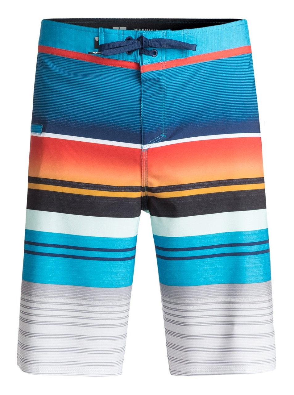 a5438d1862 Quiksilver Everyday Stripe Vee Boardshorts | Boardshorts | WaterSkis.com