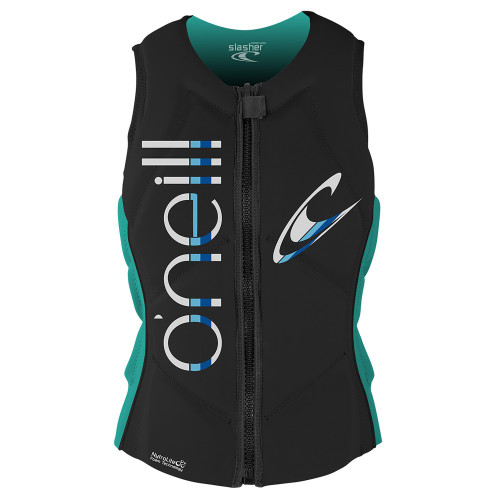 O'Neill Women's Slasher Comp Vest (Midnight Oil)